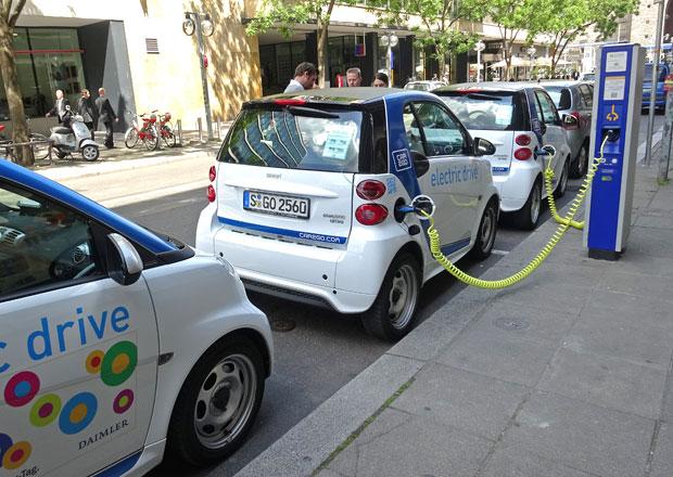 Dieselová auta jsou ekologičtější než elektromobily, tvrdí nová studie