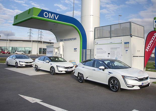 Budoucnost aut: Sázka na vodík a pokles evropských výrobců