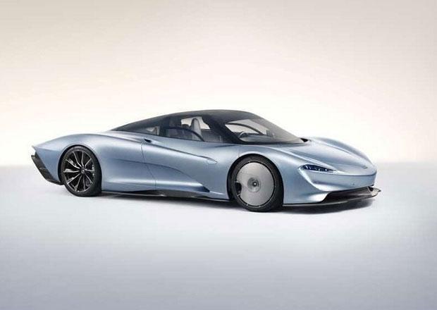 McLaren Speedtail odhalen těsně před ohlášenou premiérou