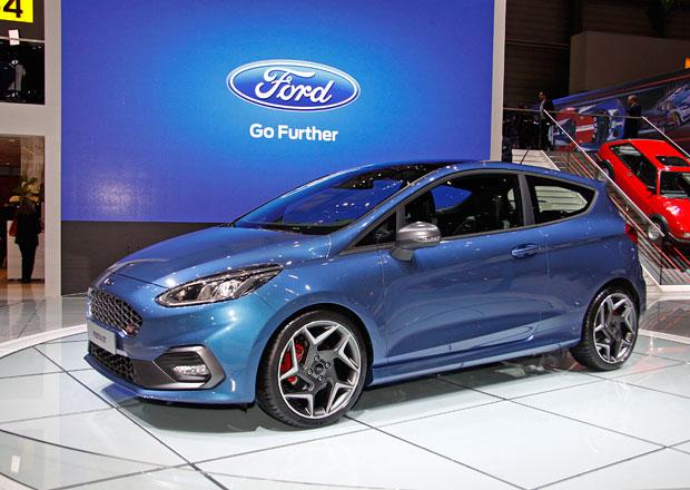 Jak to bude s ženevským autosalonem? Na nadcházejícím ročníku bude chybět i Ford