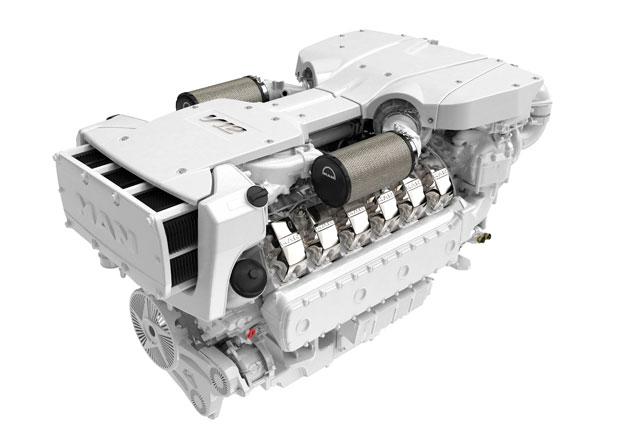 MAN Engines rozvíjí spolupráci s asijskými loděnicemi