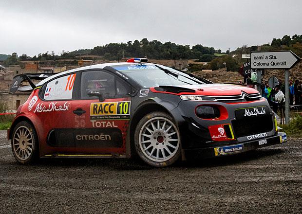 Katalánská rallye v cíli: Loebův triumf po letech