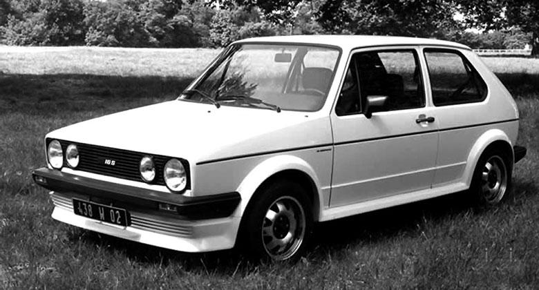 Prvním 16ventilovým Volkswagenem Golf nebyla druhá generace GTI 16V, ale...
