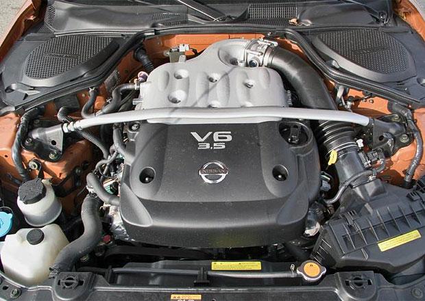 Šestiválec z Nissanu 350Z poháněl také limuzínu, SUV a dokonce i MPV