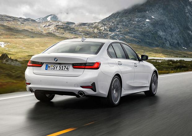 Nové BMW řady 3: Plug-in hybrid se zvýšeným dojezdem už příští rok