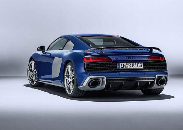 Audi nic nepodceňuje: Každou novou R8 pošle před doručením do reálného provozu