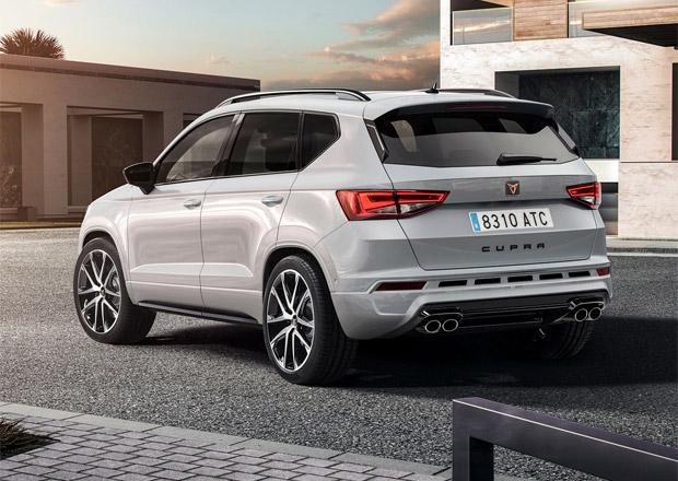 Cupra Ateca už má českou cenu: Na kolik přijde španělské hot-SUV?