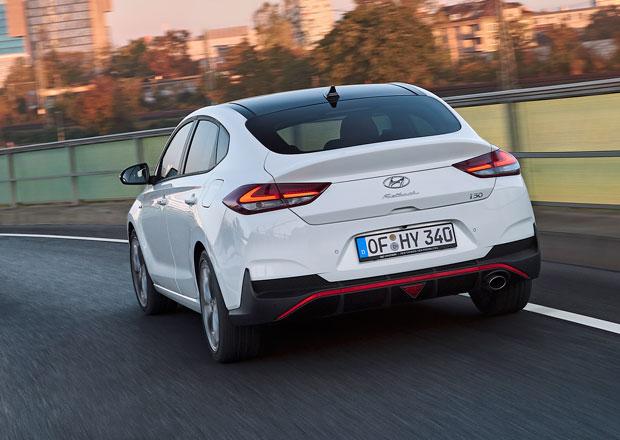 Hyundai rozšiřuje nabídku i30 N Line. Sportovního paketu se dočkal i fastback