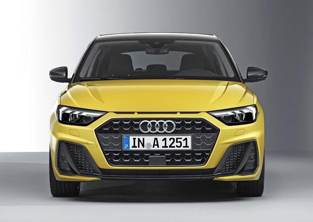 Nové Audi A1 Sportback má český ceník. Zatím nabízí jediný motor