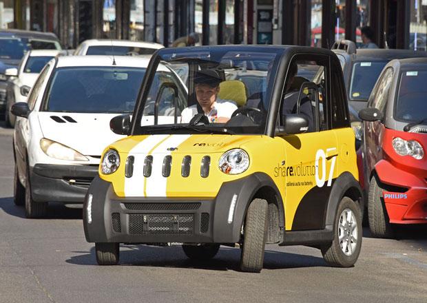 Sdílení vozidel na vlastní kůži: Vzrušení na baterky