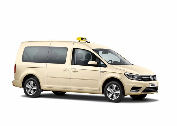 Volkswagen Užitkové vozy spolu s ABT e-Line GmbH představuje novinky pro taxislužby