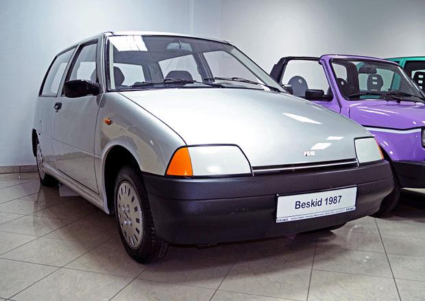 Polský FSM Beskid předběhl svoji koncepcí Renault Twingo o téměř 10 let