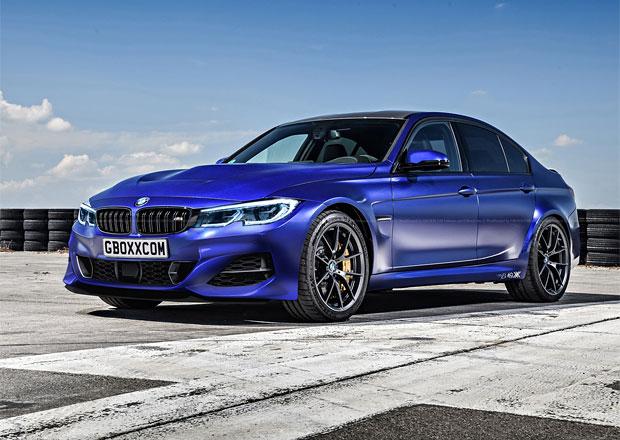 Nové BMW M3 nakonec manuální převodovku prý dostane
