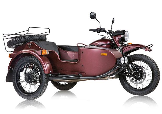 Motocykly Ural potkala jedna z největších změn v jejich historii