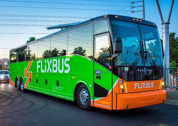 Flixbus plánuje další expanzi v USA
