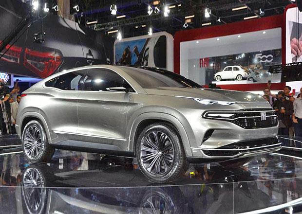 Fiat Fastback SUV koncept: Bude takto vypadat budoucnost crossoverů u Fiatu?
