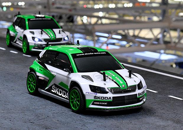 Škoda Fabia R5: Dvojice modelů řádí v mladoboleslavské továrně