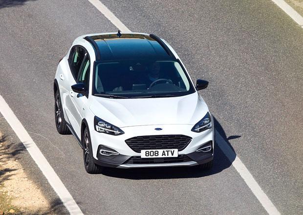 Ford Focus Active prozrazuje české ceny. Jak si oplastovaný kompakt stojí proti konkurenci?