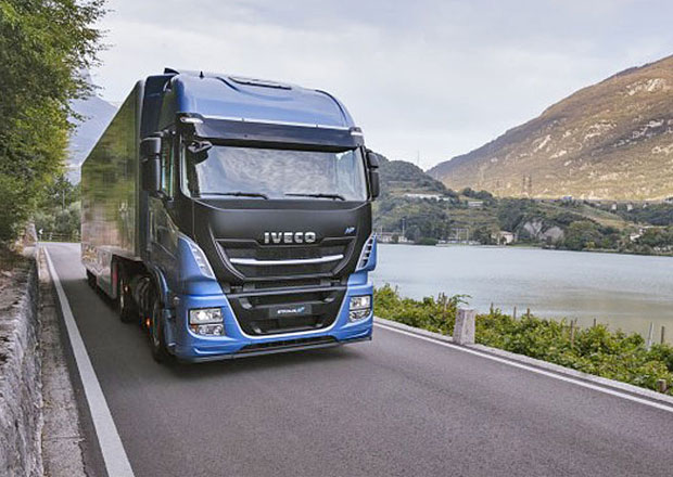 Iveco Stralis NP 460 získalo ocenění Sustainable Truck of the Year 2019