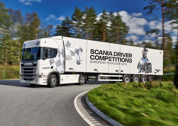 Scania spustila soutěž o nákladní vozidlo v hodnotě 100 tisíc eur