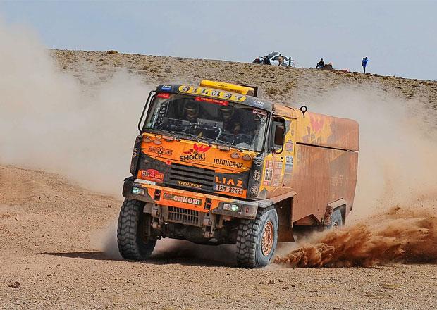 Dakar 2019: Legendární soutěž přivítá Peru. Jaká trasa na závodníky čeká?