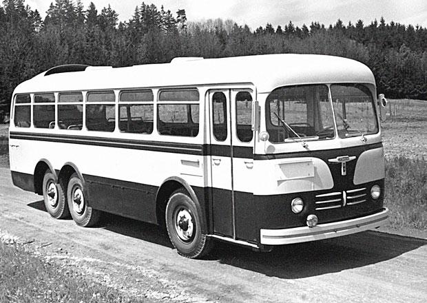 Tatra má ve své bohaté historii i autobusy a trolejbusy