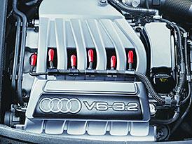 Motor VW 3.2 VR6, 3.2 VR6 FSI a 3.6 VR6 FSI: Jak funguje motor policejních passatů?