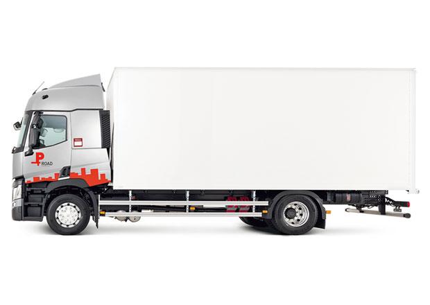 Renault Trucks T P-Road je novinka, která není zcela nová