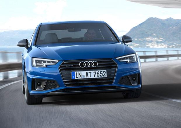Modernizované Audi A4 vstupuje na český trh. Na kolik přijde?