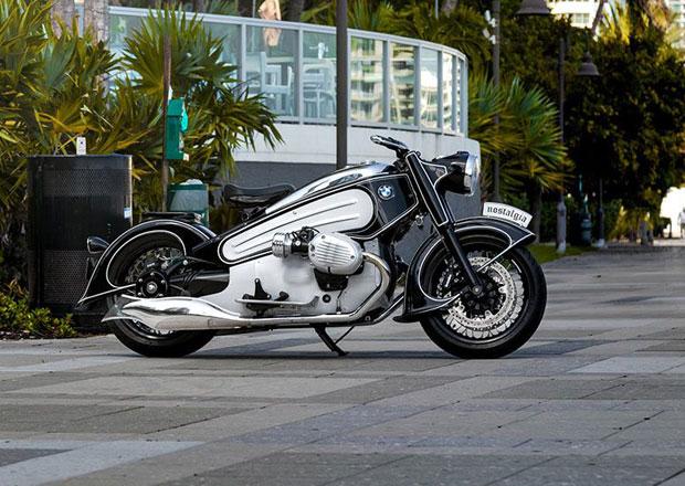NMoto nabízí proměnu BMW R nineT v elegána ve stylu Art Deco
