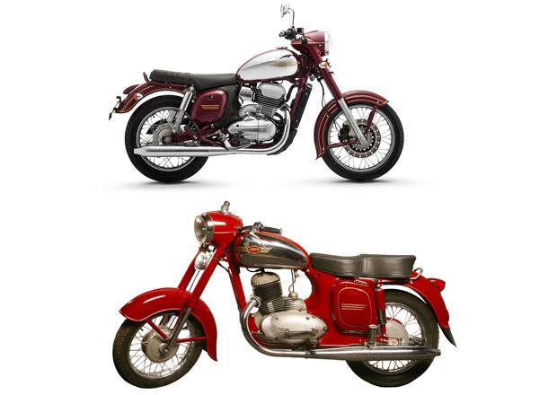 Srovnali jsme novou Jawu 300 s původní legendou z padesátých let