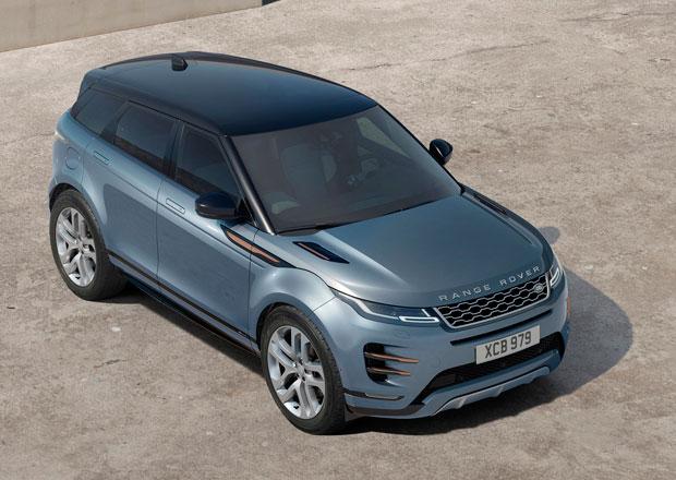 Nový Range Rover Evoque oficiálně: Má průhlednou kapotu a dostane tříválec