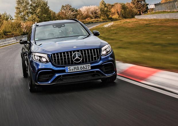 Mercedes-AMG GLC 63 S je novým králem na ringu! Mezi SUV...