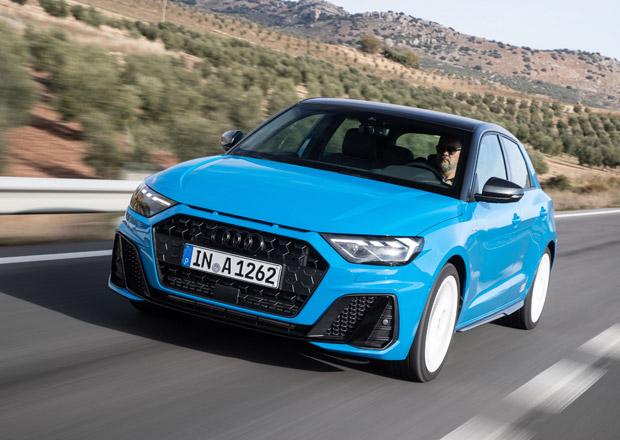 Jízdní dojmy s Audi A1 Sportback: Vzhledem teenager, chováním dospělák