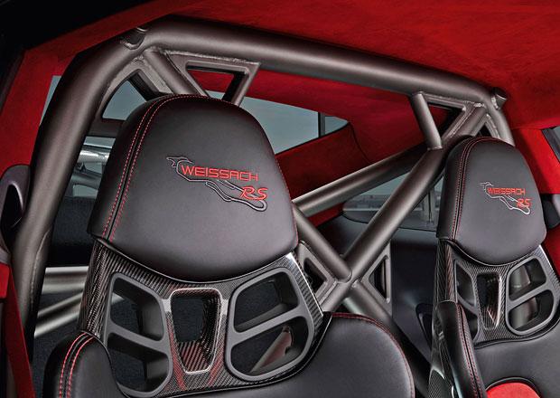 Porsche nabízí ochrannou klec pro 911 GT2 RS. Zdarma!