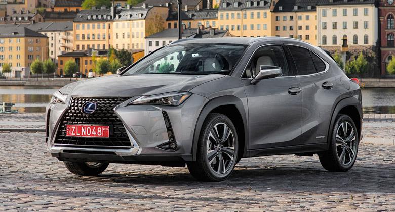 Lexus UX vstupuje na český trh. Pro lákavé ceny musíte spěchat!