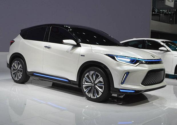 Další SUV pro Čínu má základ v japonském crossoveru. Poznáte jakém?