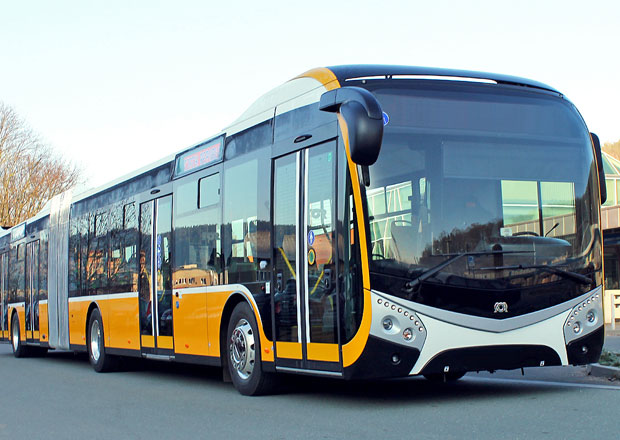 SOR NS 18 diesel rozšiřuje nabídku městských autobusů české značky