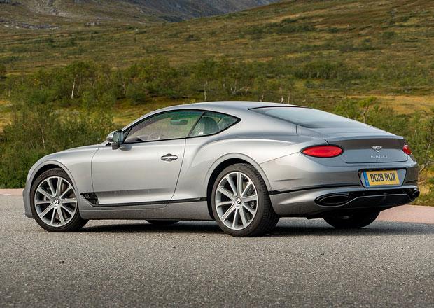 Také Bentley zasáhly nové emisní normy. Až katastrofálně!