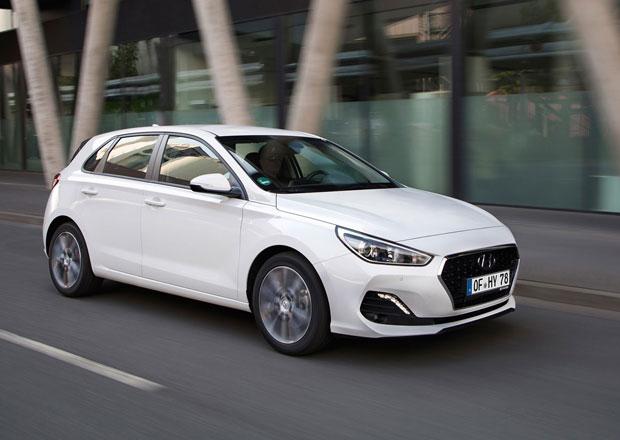 Nejžádanějšími auty na operativní leasing Hyundai i30 a Fabia