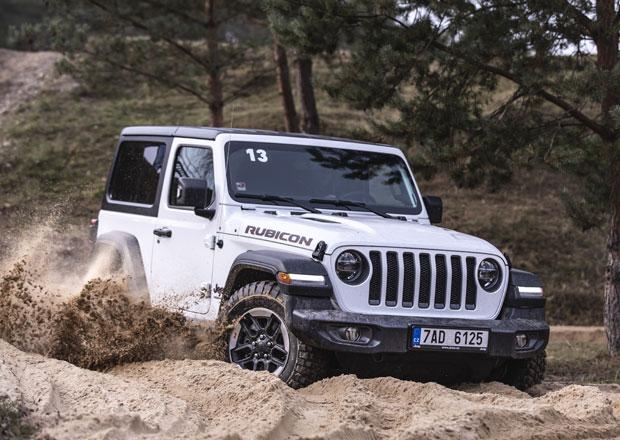 Nový Jeep Wrangler vstupuje na český trh. Stojí 1,2 milionu korun