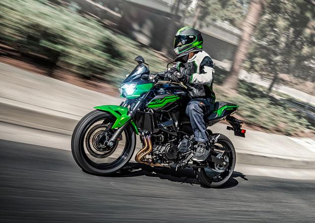 Kawasaki Z300 se loučí a její místo zaujme nový model Z400