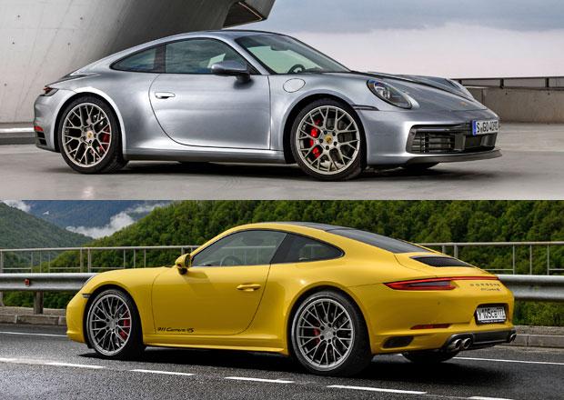 Srovnali jsme nové Porsche 911 generace 992 s předchozí 991. Evoluce v praxi!