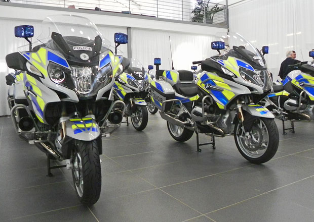 Police Under 55 New Motorcycles Will Go To SEK 30 Million