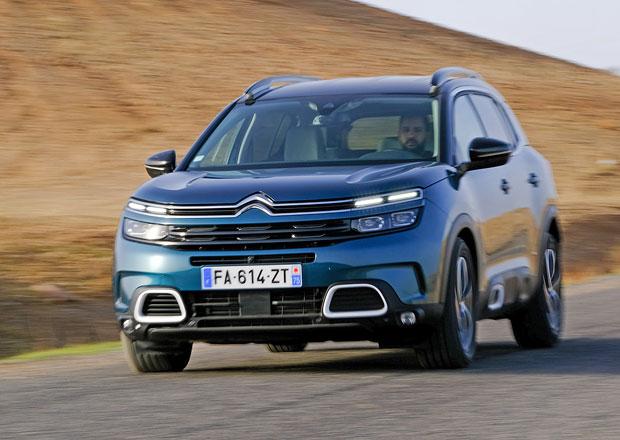 Jízdní dojmy s Citroënem C5 Aircross: Tohle je pan Pohodlný!