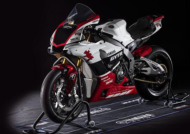 Yamaha YZF-R1 GYTR je extrémně exkluzivní limitovaná edice
