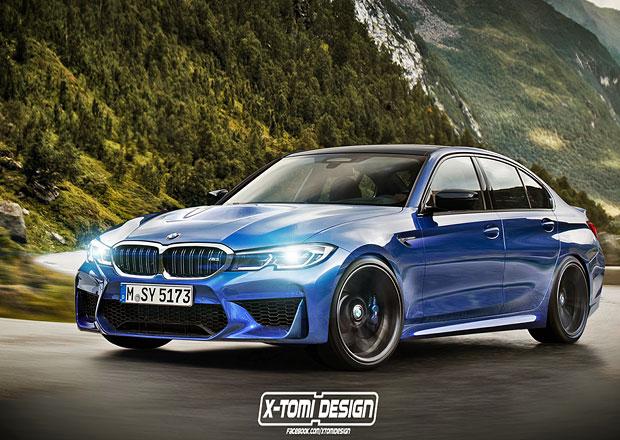 BMW M3 dorazí v roce 2020. Bude to poslední emko bez elektrifikace?