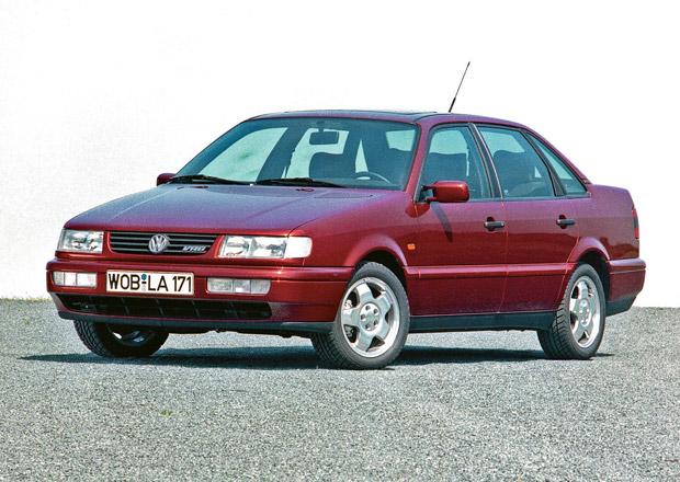 Volkswagen Passat B4/Typ 3A (1993-1997): První Passat se zkratkou TDI