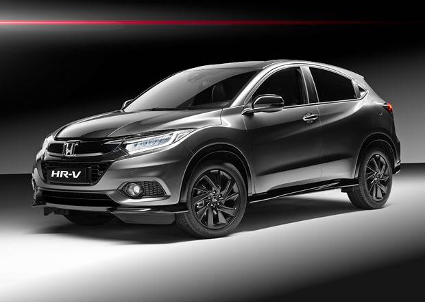Honda HR-V dostane motor 1.5 VTEC Turbo: Na trhu příští rok