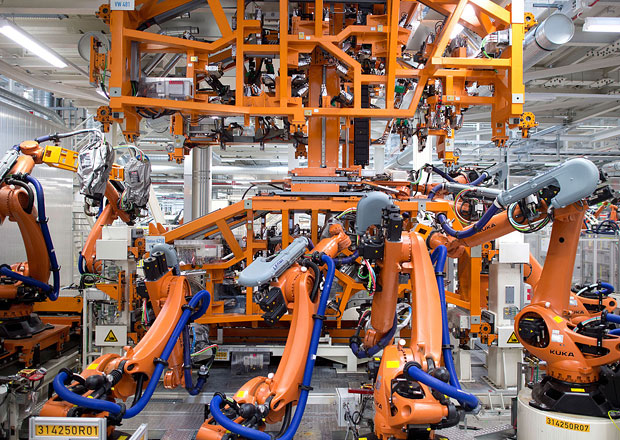 Volkswagen buduje alianci s Fordem, v USA může použít jeho závody